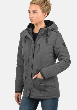 WINTERJACKE LISA - Winter jacket - dark grey