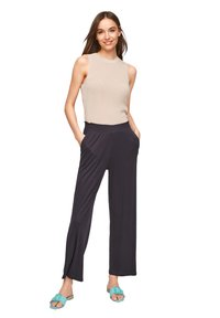 comma - Trousers - navy - 4
