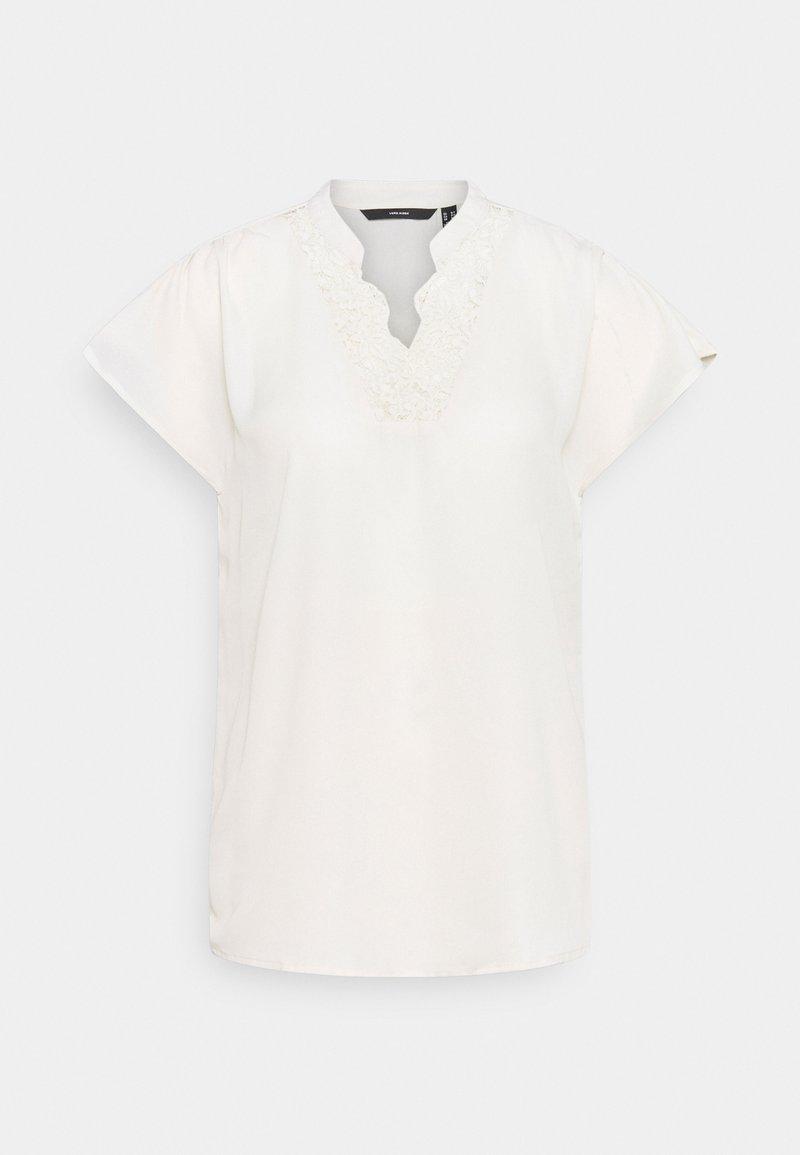Vero Moda Tall - VMMAPLE - Print T-shirt - birch