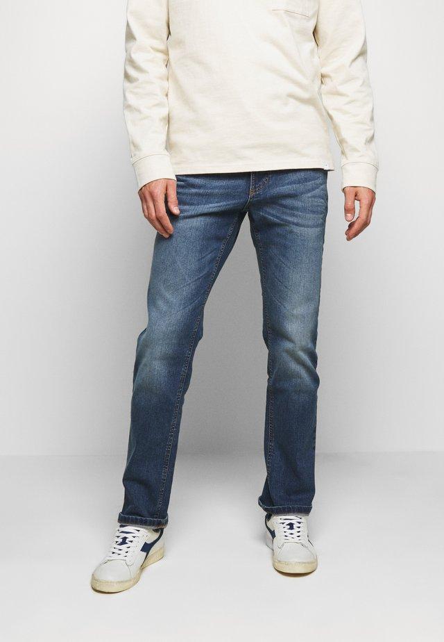 Džíny Straight Fit - stone blue