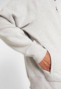 Under Armour - SPECKLED FLEECE CREW - Sweatshirt - light grey - 3