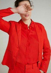 Oui - Blazer - fiery red - 3