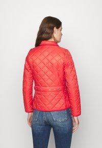 Polo Ralph Lauren - BARN JACKET - Light jacket - spring red - 2