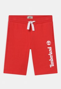 Timberland - BERMUDA  - Shorts - red - 0