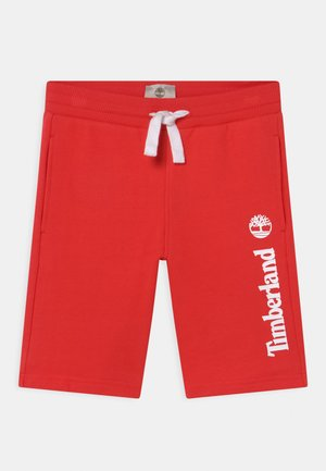 BERMUDA  - Shorts - red