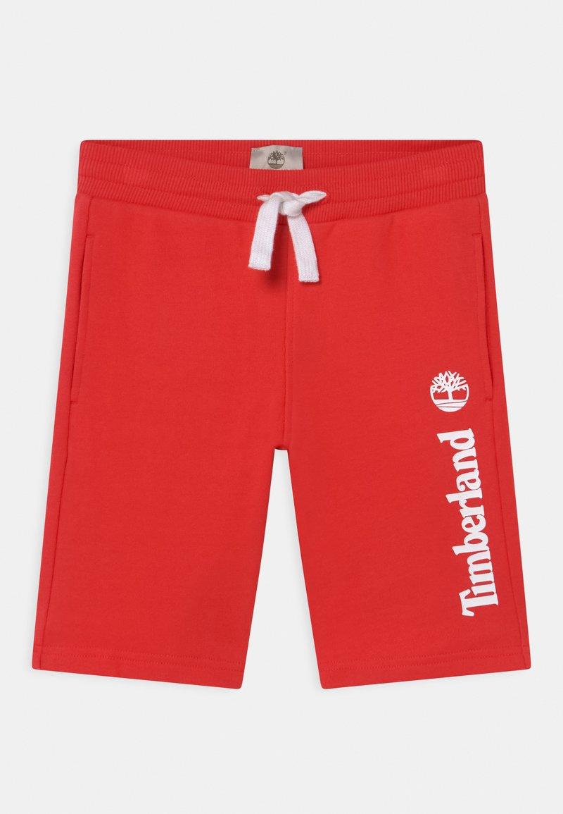 Timberland - BERMUDA  - Shorts - red