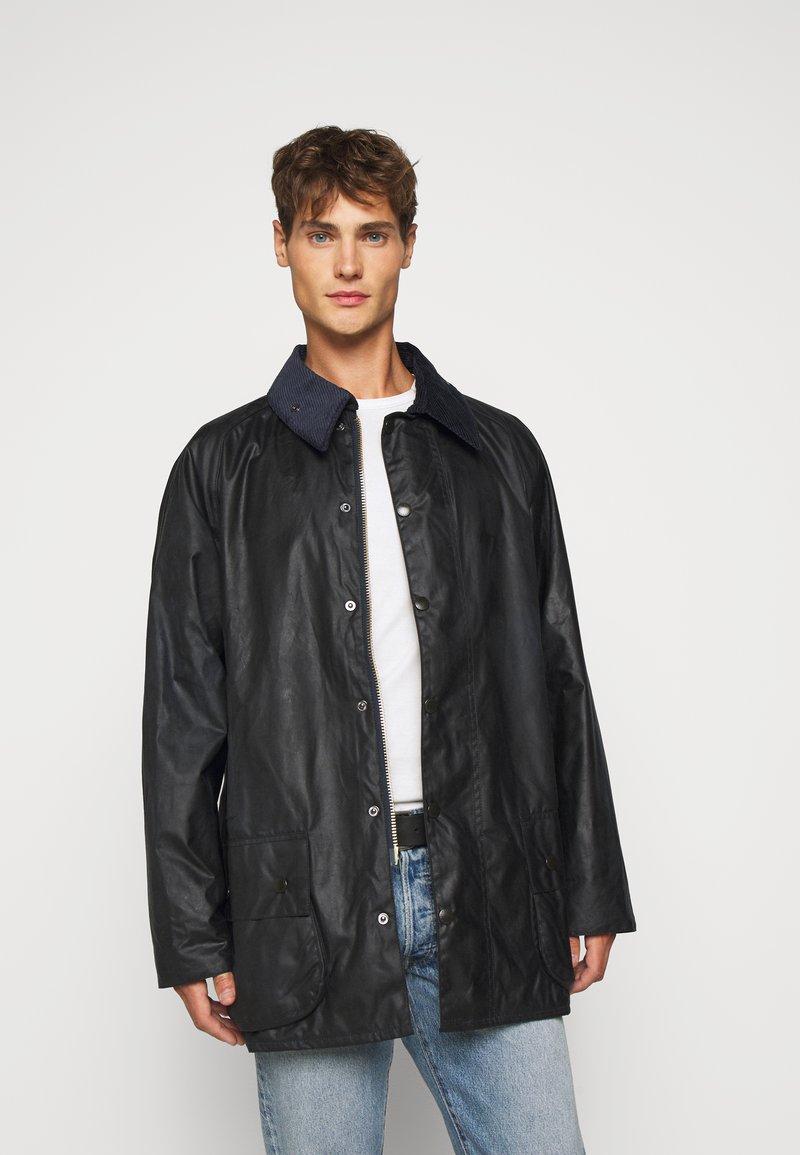 Barbour - BEAUFORT JACKET - Short coat - navy