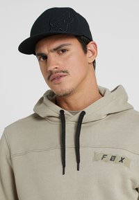 Fox Racing - FLEXFIT HAT - Cap - black - 1
