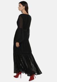 faina - Maxi dress - schwarz - 1