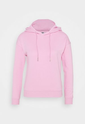 LADIES HOODY - Bluza z kapturem - girlypink