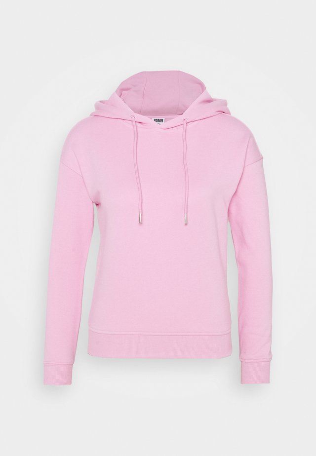 LADIES HOODY - Sweat à capuche - girlypink