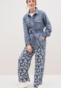 Next - Denim jacket - lilac - 0