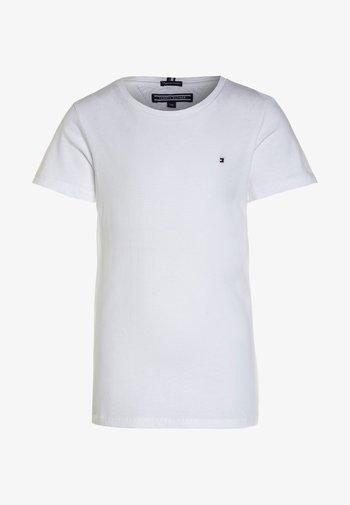 GIRLS BASIC  - Basic T-shirt - bright white