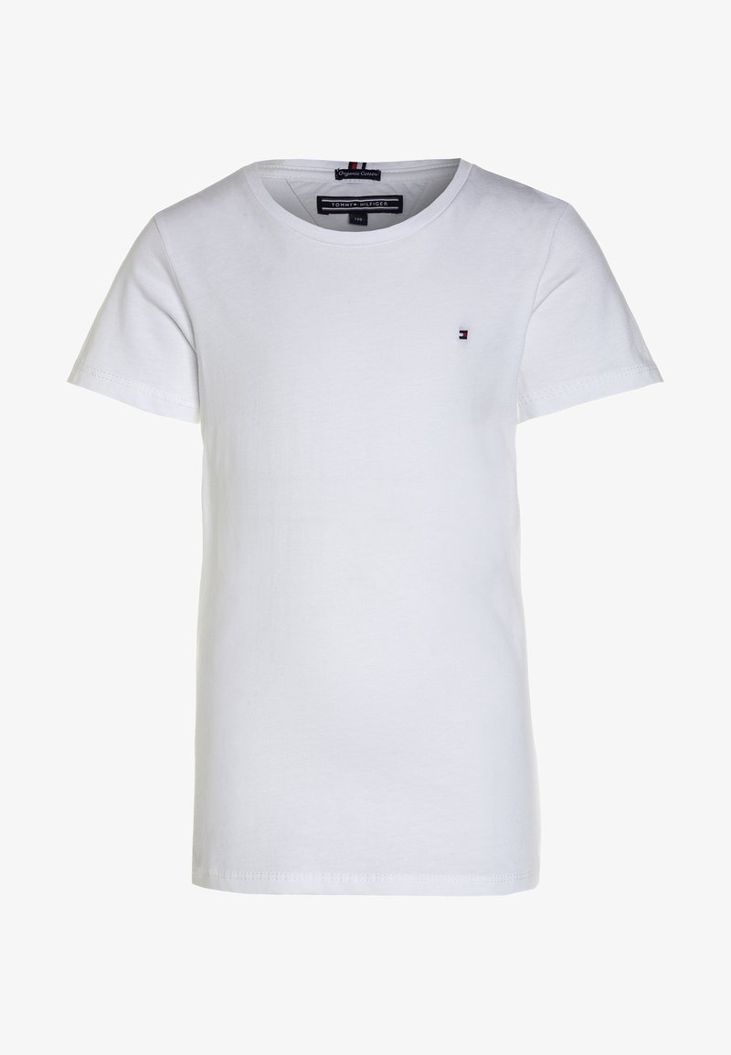 Tommy Hilfiger - GIRLS BASIC  - T-shirt basic - bright white