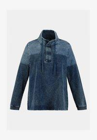Ulla Popken - Sweatshirt - blue denim - 1