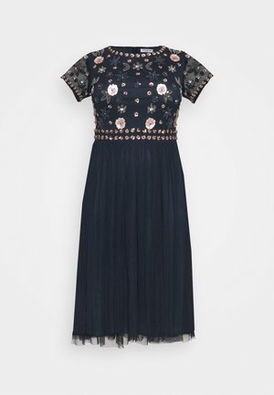 RYLEIGH CURVE - Cocktail dress / Party dress - navy