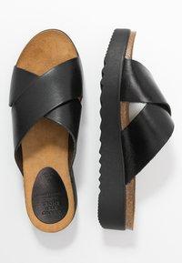 Grand Step Shoes - EMMA - Slip-ins - black - 3