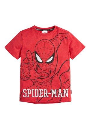 "RED SPIDER-MANÂ""¢ T-SHIRT (3-14YRS) - T-shirts print - red"