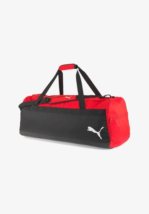 TEAMGOAL - Sports bag - red -black