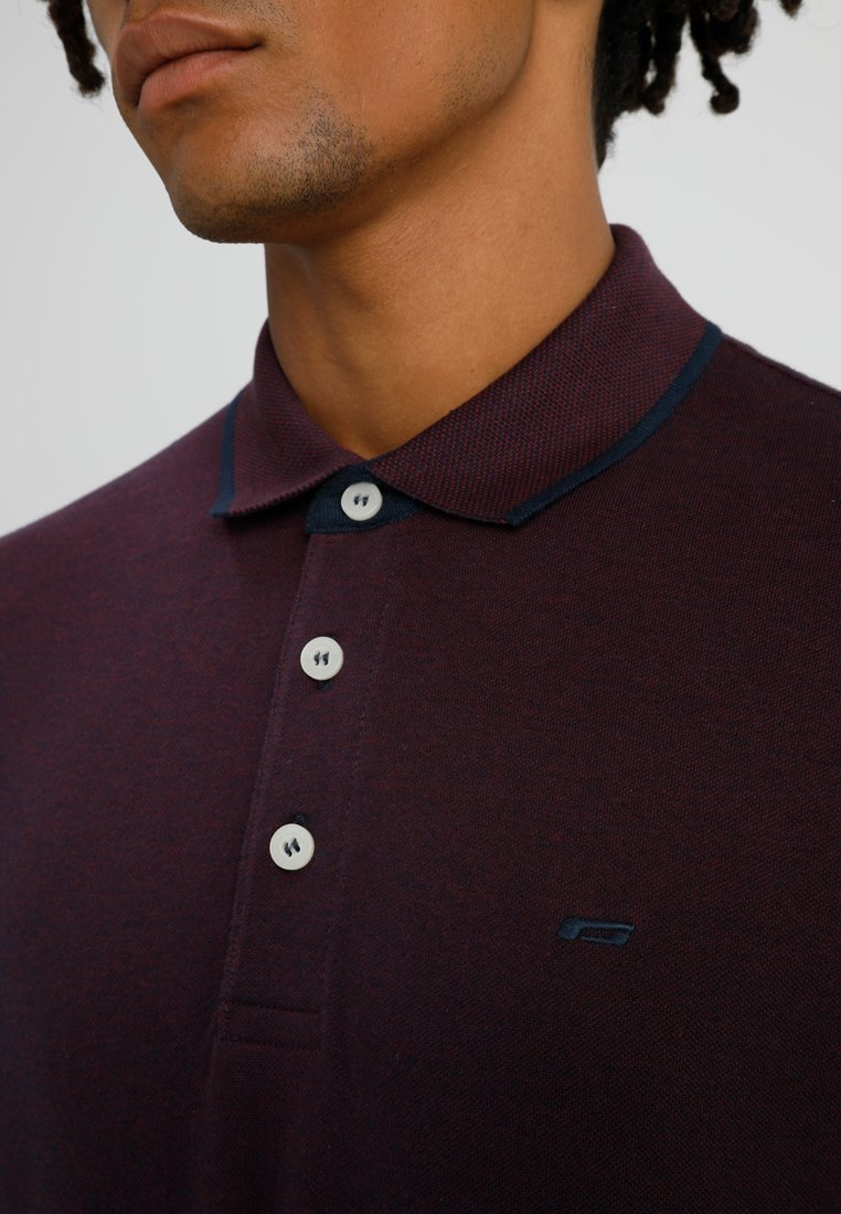 Jack & Jones JJEPAULOS NOOS - Polo shirt - port royale 6jR0P