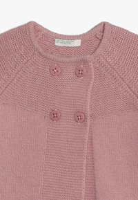 Benetton - Strikjakke /Cardigans - light pink - 4