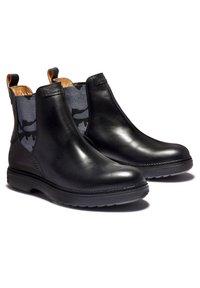 Timberland - RR 4610 CHELSEA - Klassiska stövlar - black full grain - 1