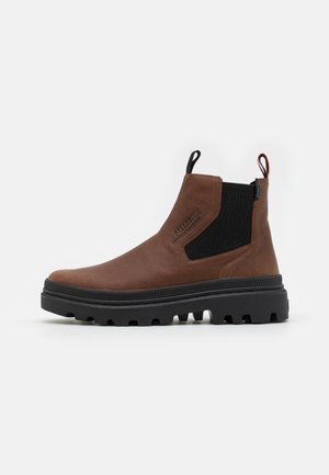 PALLATROOPER CHE WP UNISEX - Classic ankle boots - brown