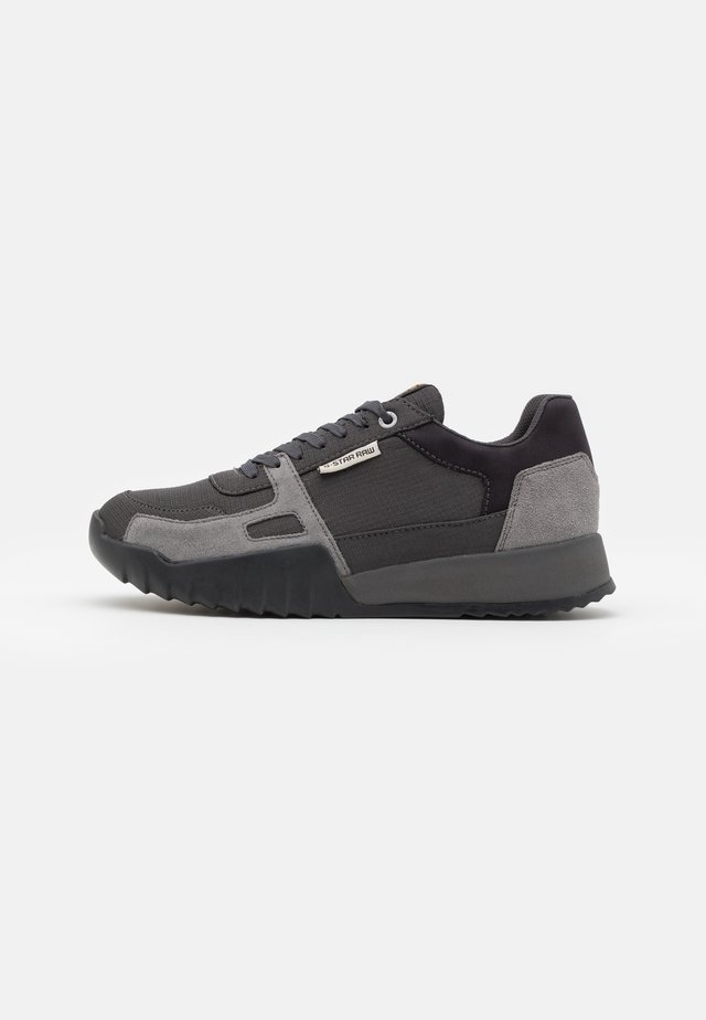 RACKAM REDUC - Sneakers basse - black/rover