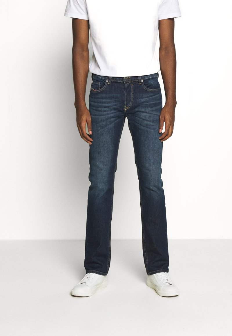 Diesel - SAFADO-X - Straight leg jeans - 009hn