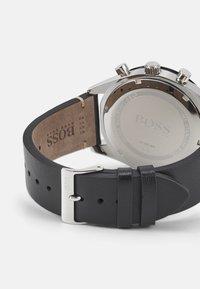 BOSS - SANTIAGO - Chronograph watch - black - 1
