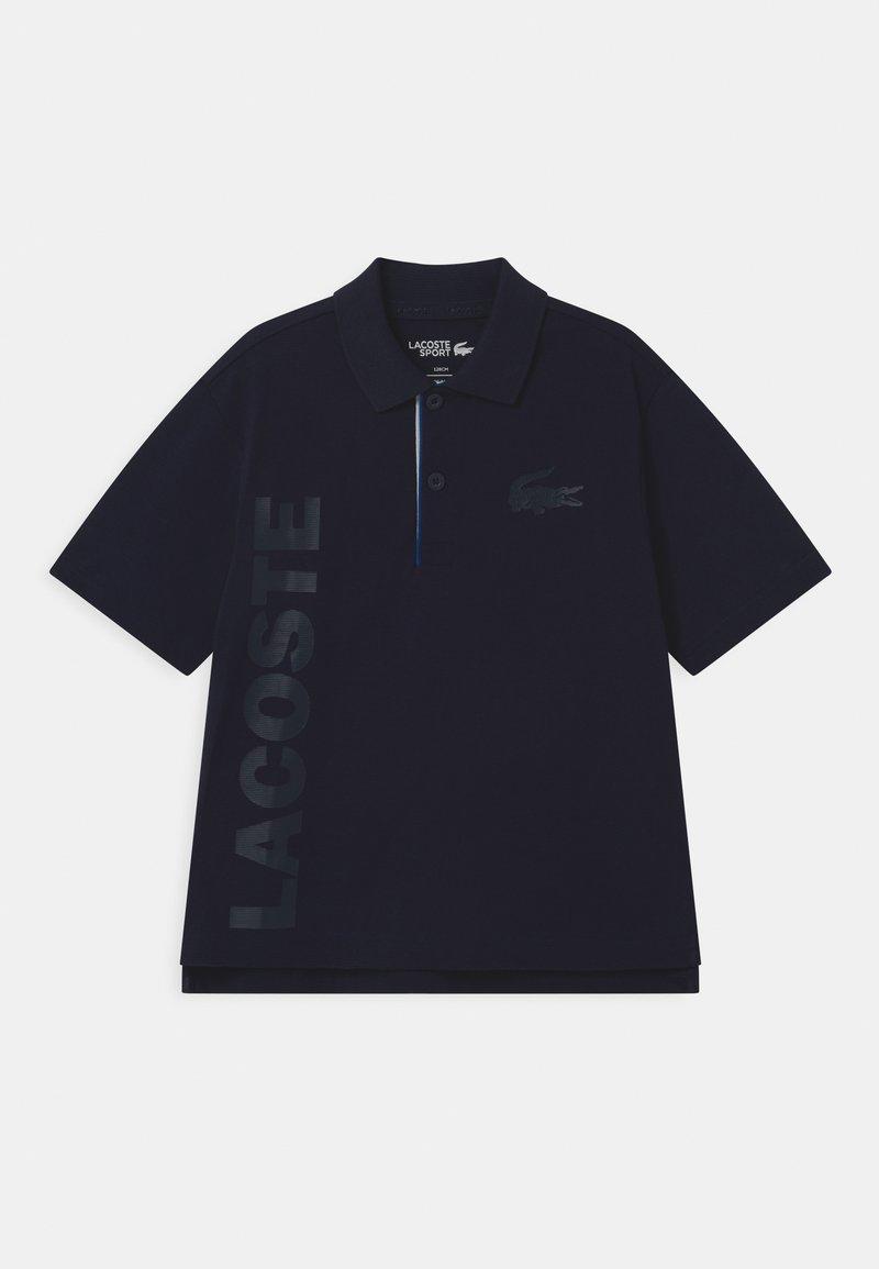 Lacoste Sport - UNISEX - Polo shirt - navy blue