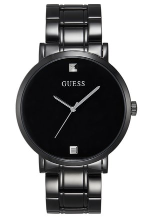 GENUINE DIAMOND - Montre - black