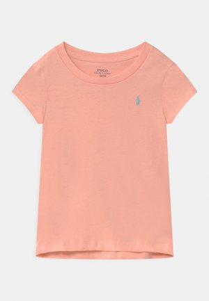 Basic T-shirt - deco coral