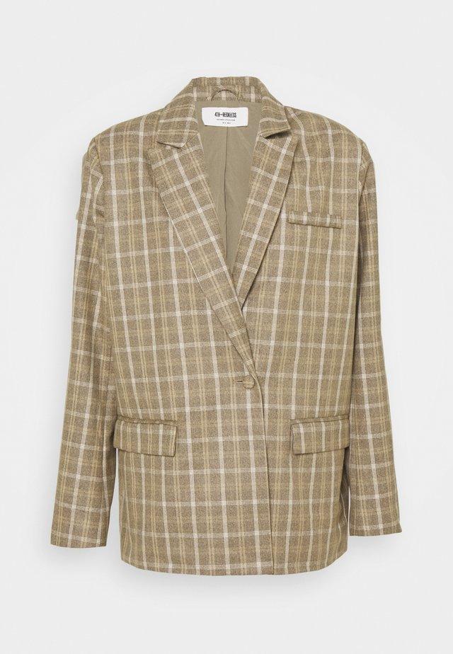 CHANCE  - Short coat - beige