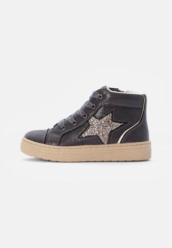 TRAINERS - Sneaker high - dark grey