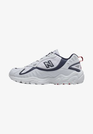 703  - Sneakers laag - white/team navy