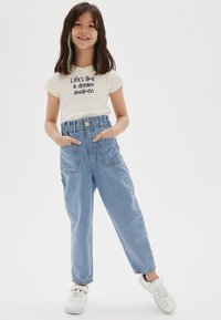DeFacto - Jeans Relaxed Fit - blue - 0