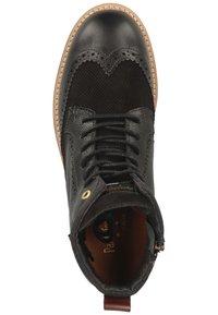 Pantofola d'Oro - Botines con cordones - black - 1