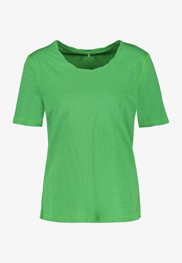 T-shirt basic - botanical