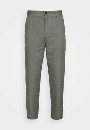 MATEO TROUSER - Pantaloni - green grey