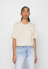 The North Face - SIMPLE DOME - T-shirts - pink tint - 0