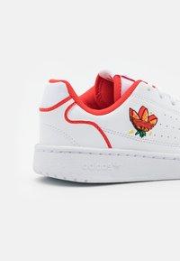 adidas Originals - NY 90 UNISEX - Zapatillas - footwear white - 5