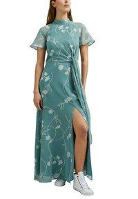 Esprit Collection - Maxi dress - dark turquoise - 6