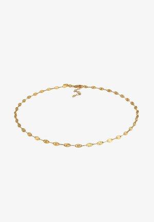 CHOKER TREND BASIC - Necklace - gold