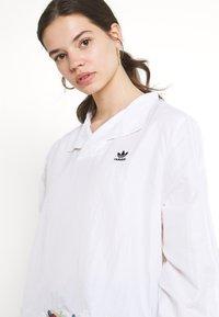 adidas Originals - BLOUSON - Blusa - white - 3