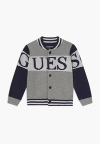 Guess - BABY - Kardigan - blue/grey - 0