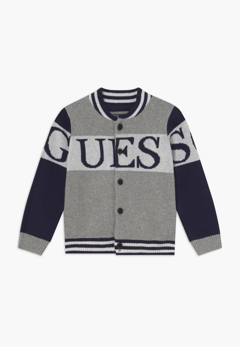 Guess - BABY - Kardigan - blue/grey