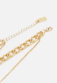 sweet deluxe - NECKLACE - Kaulakoru - gold-coloured - 1