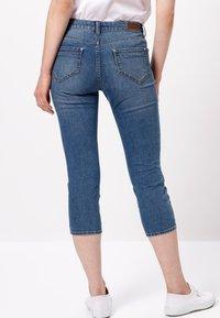 zero - Slim fit jeans - ocean blue authentic wash - 2