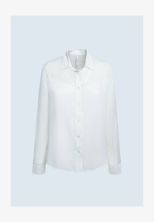 NAIA - Button-down blouse - mousse